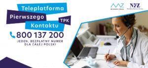 Teleplatforma Pierwszego Kontaktu tel.800 137 200